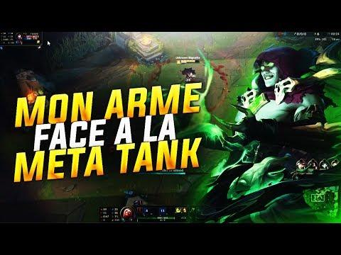 MON ARME FACE A LA META TANK