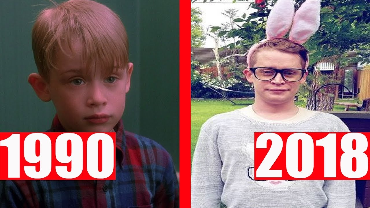 Home Alone 1990 Cast Then And Now Youtube