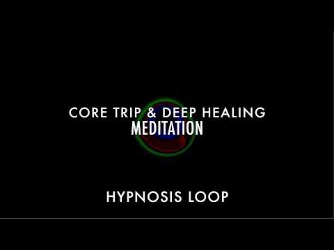 ∞ Hypnosis Loop for Core Trip & Deep Healing | Spiritual Tripping || The Eye ∞
