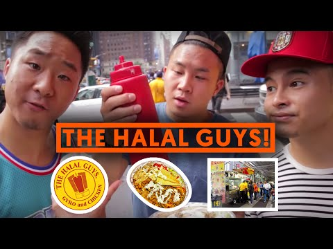 FUNG BROS FOOD: Halal Guys 53rd & 6th (Chicken and Rice)