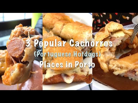DaHungryCouple eats Porto EP6 : Top 3 Cachorros