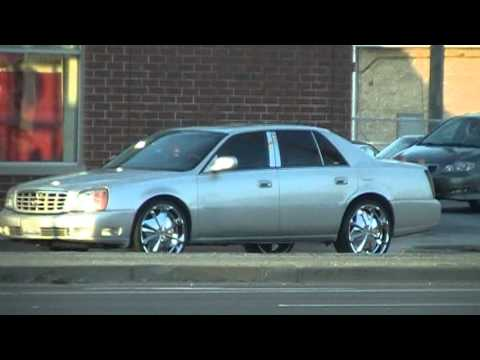 Cadillac Deville On 20 S Youtube