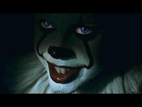 ペニーワイズが下水溝から誘う\u2026映画『IT/イット \u201cそれ\u201dが見えたら、終わり。』本編映像