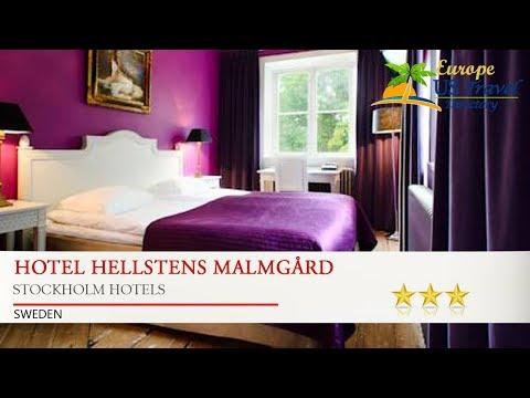 Hotel Hellstens Malmgård - Stockholm Hotels, Sweden