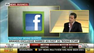 brandsExclusive Australia Managing Director Daniel Jarosch On Sky Business News Thumbnail
