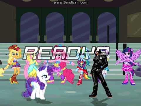 Team pony vs Team kof
