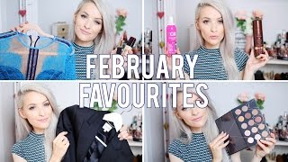 February Favourites | Inthefrow, #February  #FAVORITES #2016