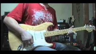 Guitar : Fender Japan ST72 もんた&ブラザーズ - ダンシング・オール...