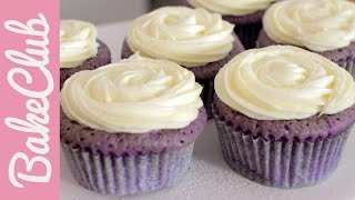 Lavendel-honig-cupcakes | Bakemyday