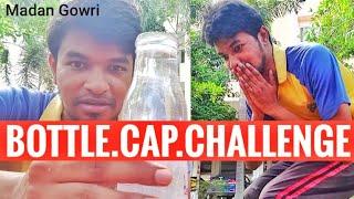 Bottle Cap Challenge   Tamil   Madan Gowri   MG Vlog 27