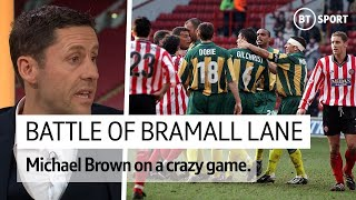 Match abandoned, only six players left?! Michael Brown on the 'Battle of Bramall Lane' | PL Tonight