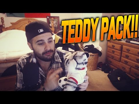 FIFA 15 - WTF TEDDY PACK LUCK!!!
