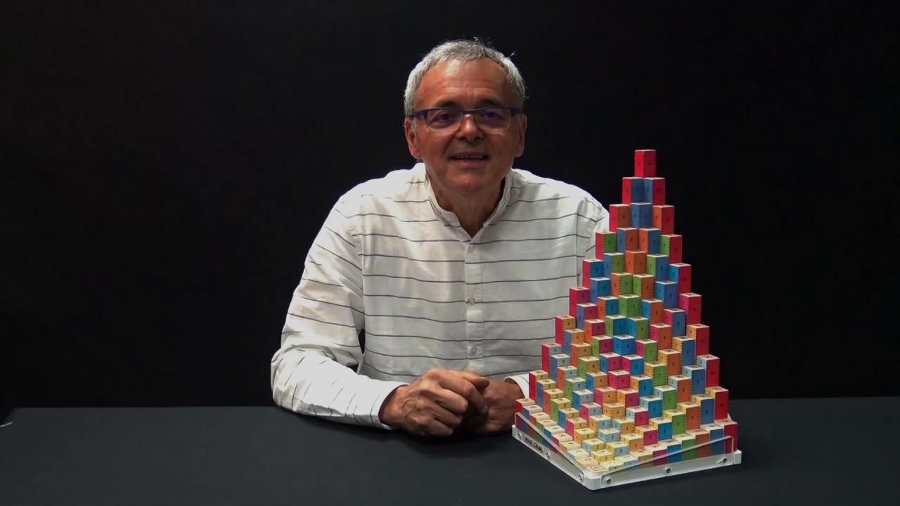 La table de Pythagore en 6D
