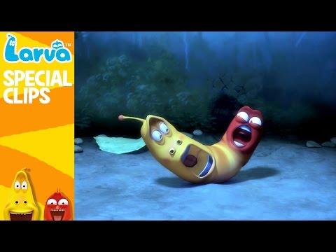 [Official] Strange Larva 1 - Fun Clips from Animation LARVA