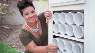 NEWFACE MAGAZINE LV MEDIA FEATURING: Meet Kim Myles, designer on Home Made Simple TV!