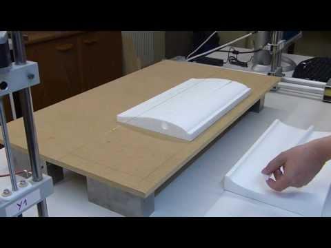 polystyrol hartschaum styropor und styrodur schneiden m doovi. Black Bedroom Furniture Sets. Home Design Ideas