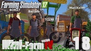 """Farming Simulator 17 Mini-Farm #18 - """"Nowe życie w nowej wsi z nowymi sąsiadami"""""""