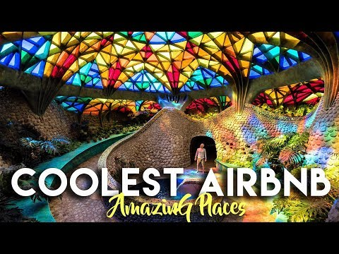 COOLEST AIRBNB IN MEXICO | INSIDE QUETZALCOATL'S NEST SNAKE HOUSE