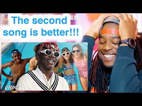 If Lil Yachty was a Swim Teacher! (Parody) | REACTION!!!