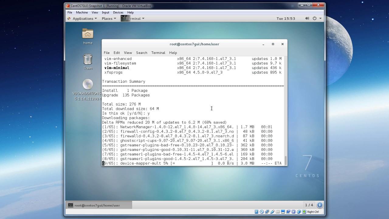 centos 7 download for mac