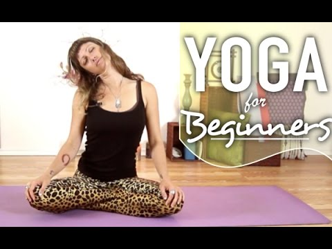 Flexibility Training - Beginners Yoga For Flexibility, Neck & Shoulder Stretches
