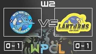 Kilbride Kingdras WPCL Week 2: vs San Diego Lanturns thumbnail