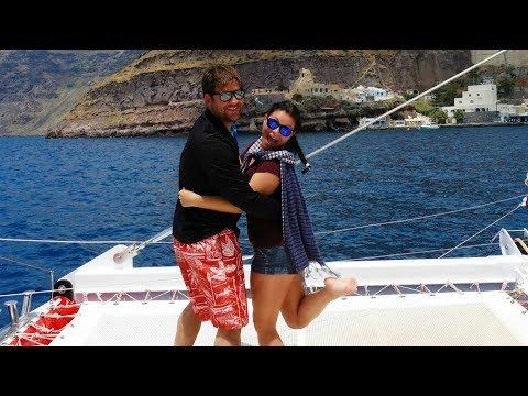 S3 E23: Doing some self-EXPLORATION. Santorini, Greece Travel Guide