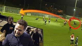 CRAZY LAST MINUTE WINNER! REBEL FC VS CLAPTON FC