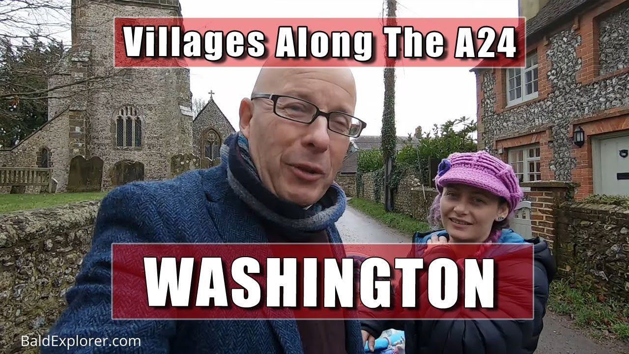 Villages along the A24 - Washington, West Sussex