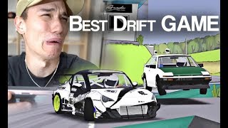 FR Legends GAMEPLAY REVIEW | BEST DRIFTING GAME EVER!! | Part.1