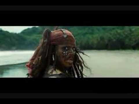 captain jack sparrow run