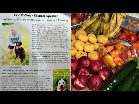 Heal yourself with plant foods & companionship