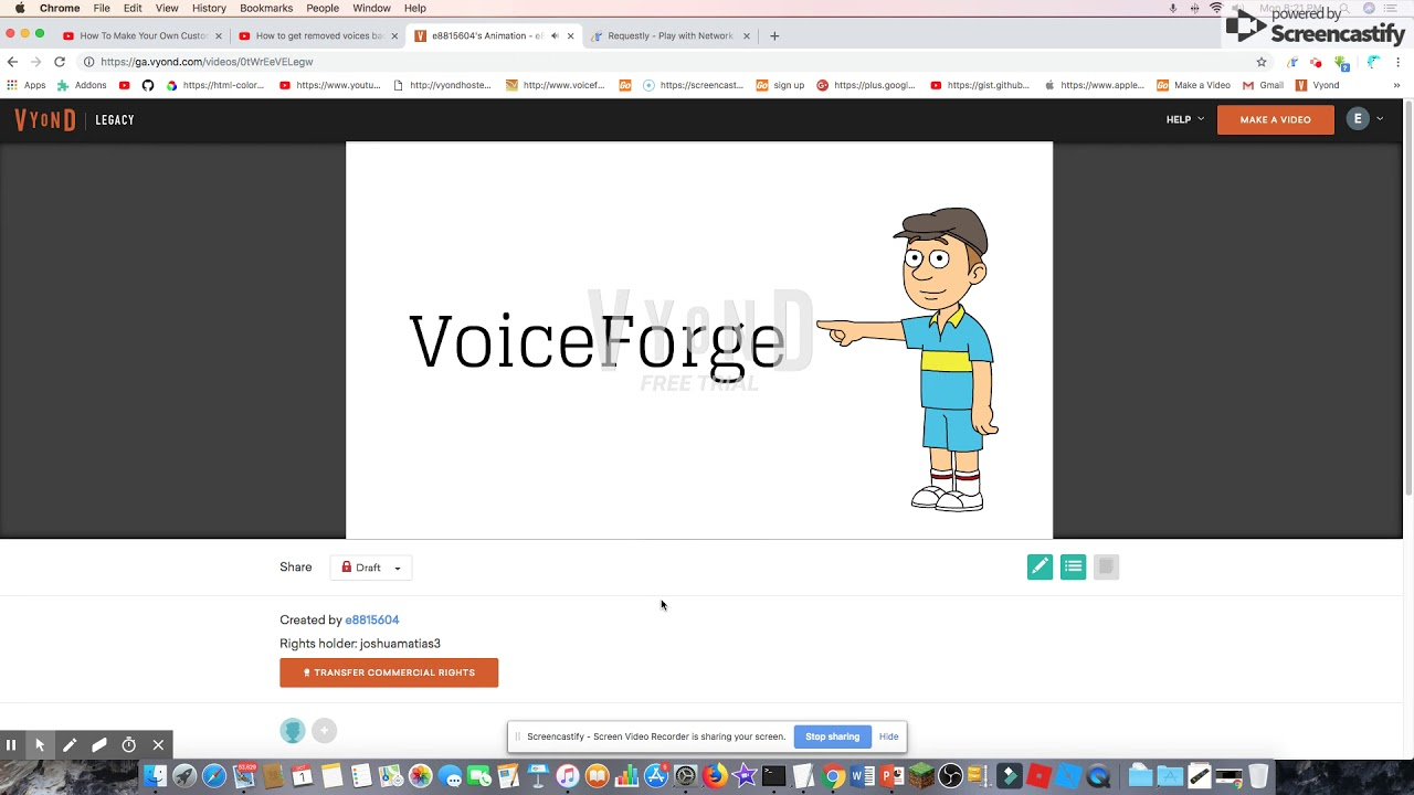 Voiceforge App