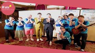 お笑い芸人あべこうじ(43)が4日、横浜で「横浜セントラルタウンフ...