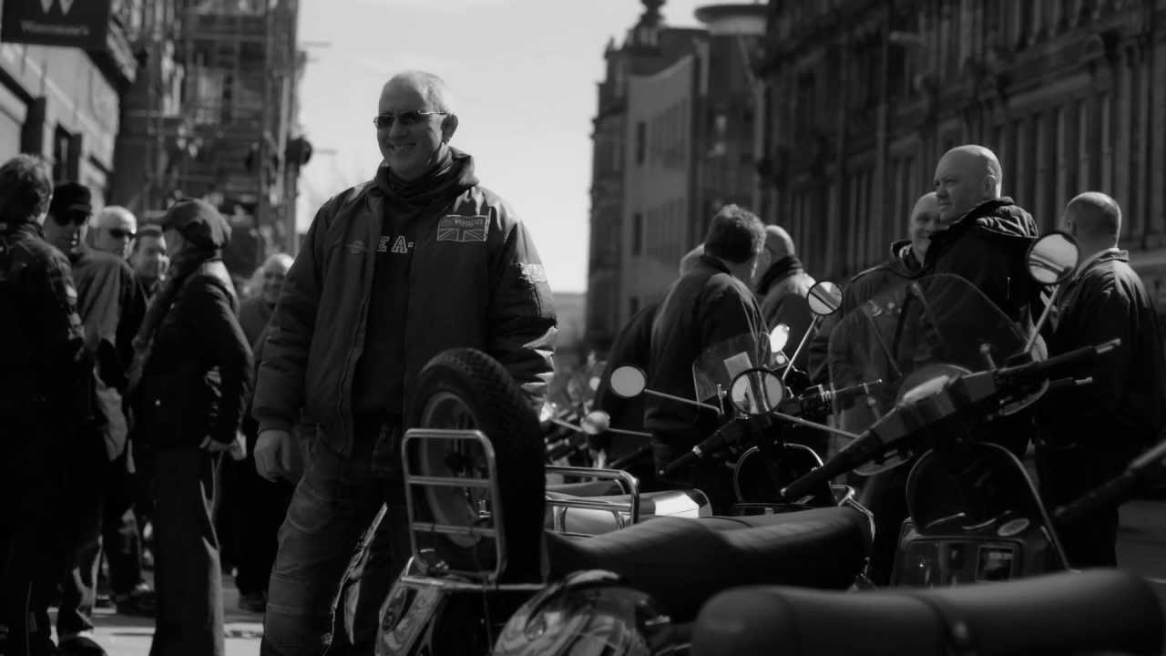 dundee voices a92 scooter rally to carnaby s mod retro