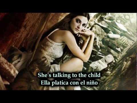 Diabulus In Musica ft. Mark Jansen - Blazing A Trail - (Lyrics) - (Subs en español)
