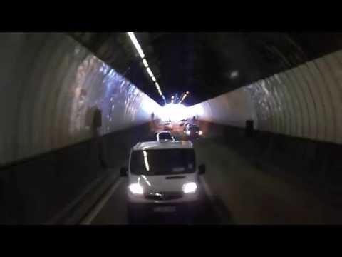 M4 Brynglas Tunnels