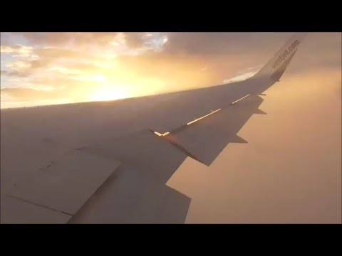 WestJet Boeing 767-338(ER) | Calgary to London Gatwick *Full Flight*