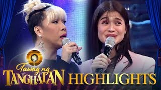 Anne gets scared of being pregnant | Tawag ng Tanghalan