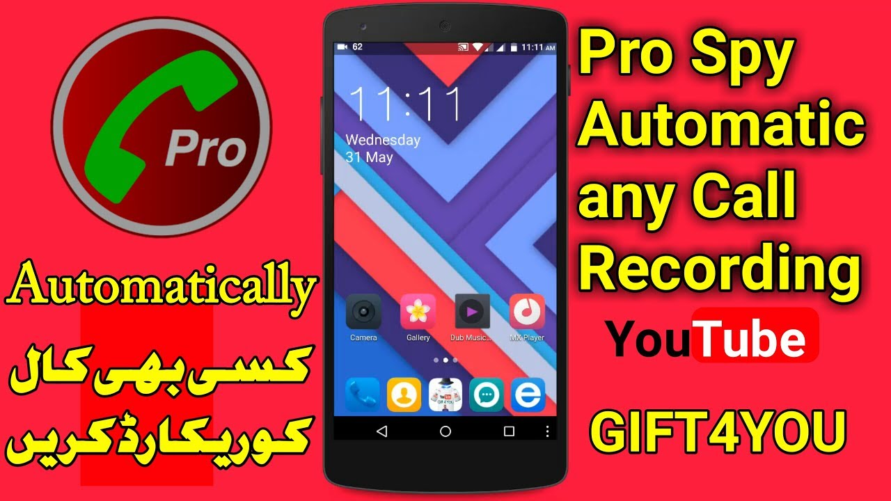 call recorder spy android
