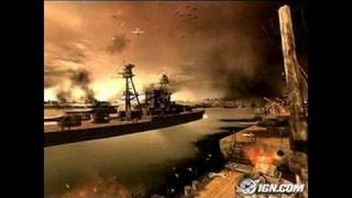 Medal of Honor: Pacific Assault PC Games Trailer - Final