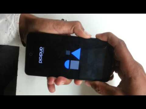 YU Yureka AO5510 Hard Reset - Pattern Unlock & Gmail Account