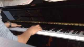 Hilcrhymeの『大丈夫』を ピアノで弾きました! まだまだ下手っぴですがw.
