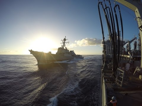 Ship Shots: MSC Tanker USNS Rappahannock