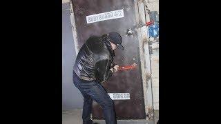 видео Противопожарные замки для металлических дверей: виды и особенности