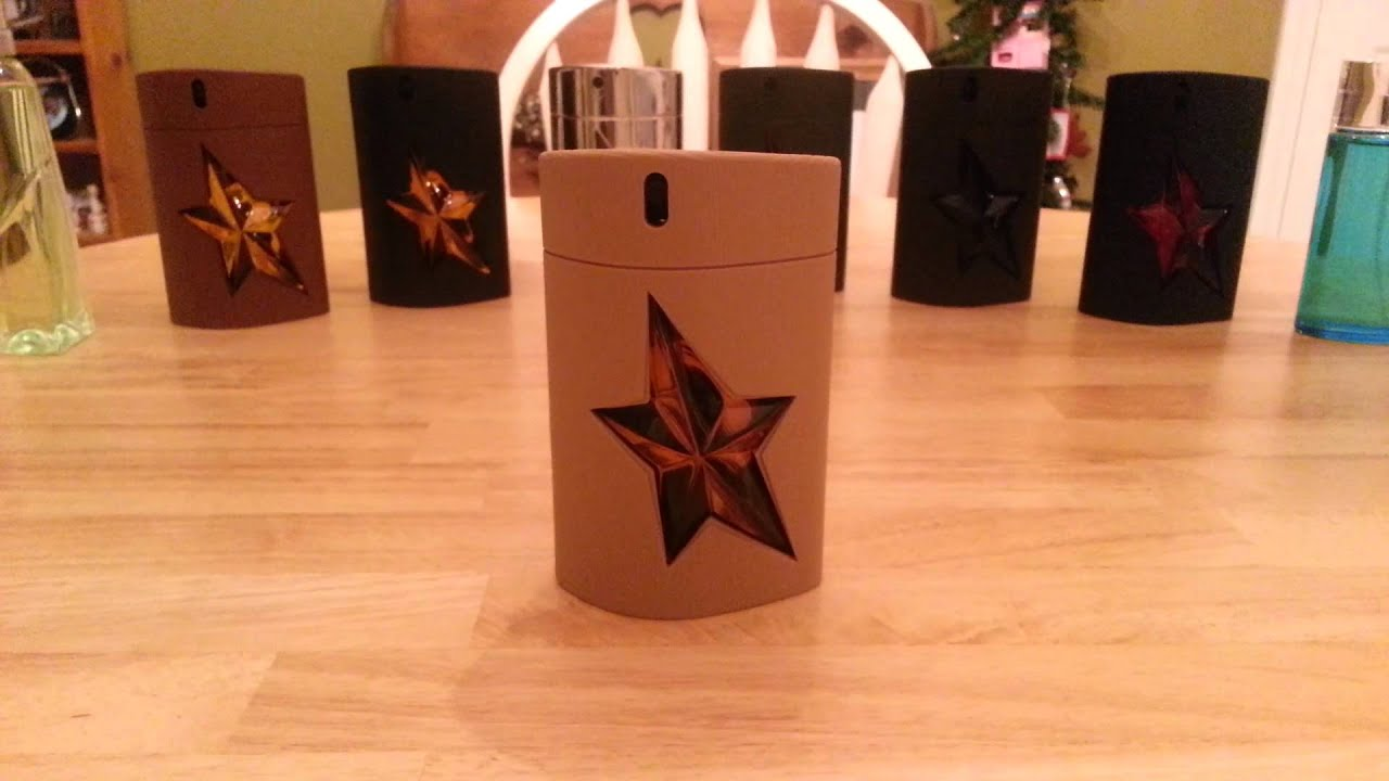 Thierry Mugler A Men Pure Wood 2014 Fragrance Review