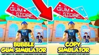 *OMG* THIS BRAND NEW SIMULATOR COPIED BUBBLE GUM SIMULATOR!! (Roblox)