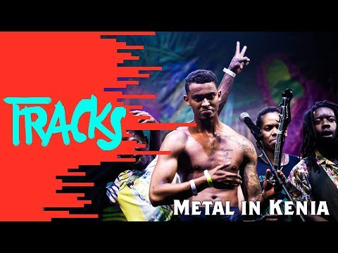 Metal in Kenia – harte Gitarrenriffs verbinden | Arte TRACKS