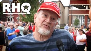 Trump Supporters SHRUG OFF His Bankruptcies and Tax Crimes