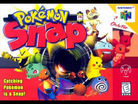 Pokemon Snap OST - Rainbow Cloud